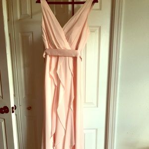 Bridesmaid Dress Vera Wang Petal Pink size 4